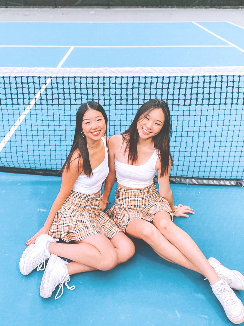 THE PERFECT MATCH: Omega Class Brianna Zhang and Katie Ryu