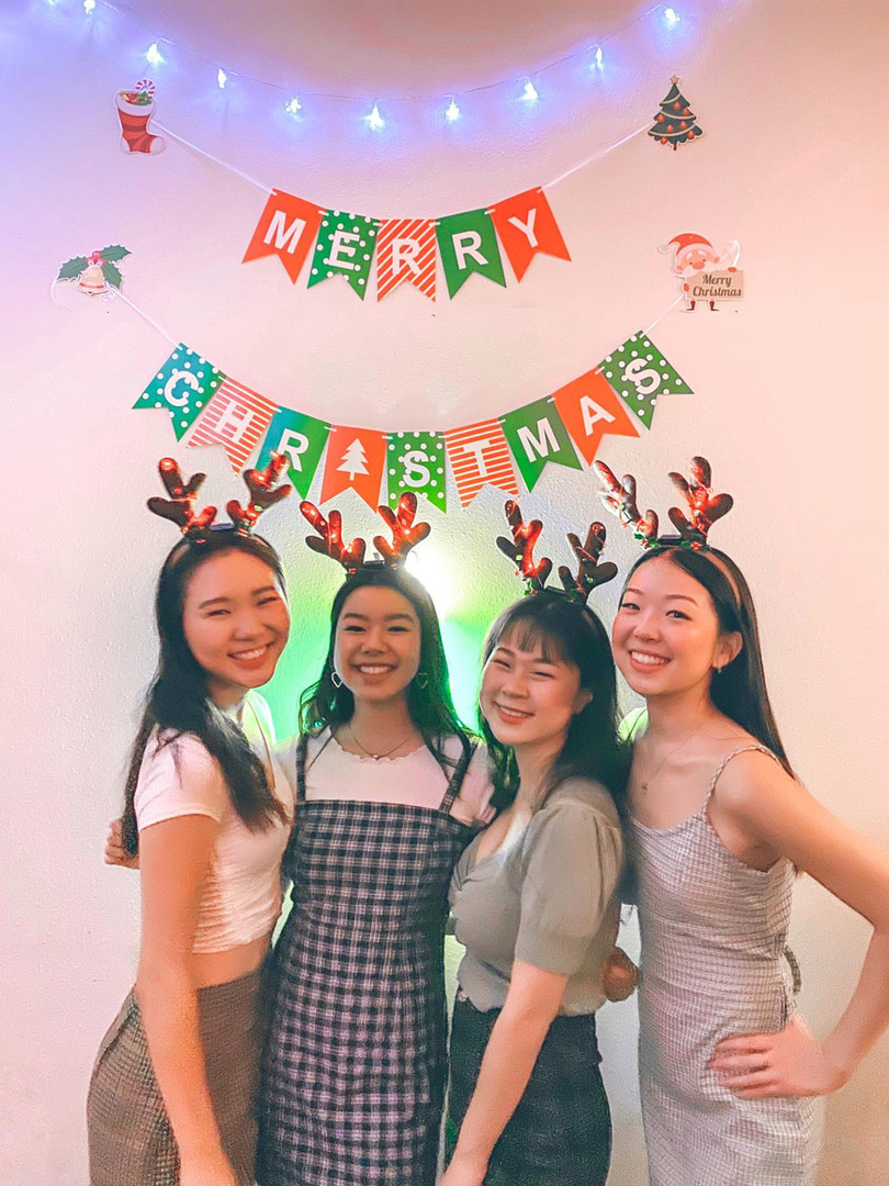HAPPY HOLIDAYS FROM OUR OMEGA CLASS