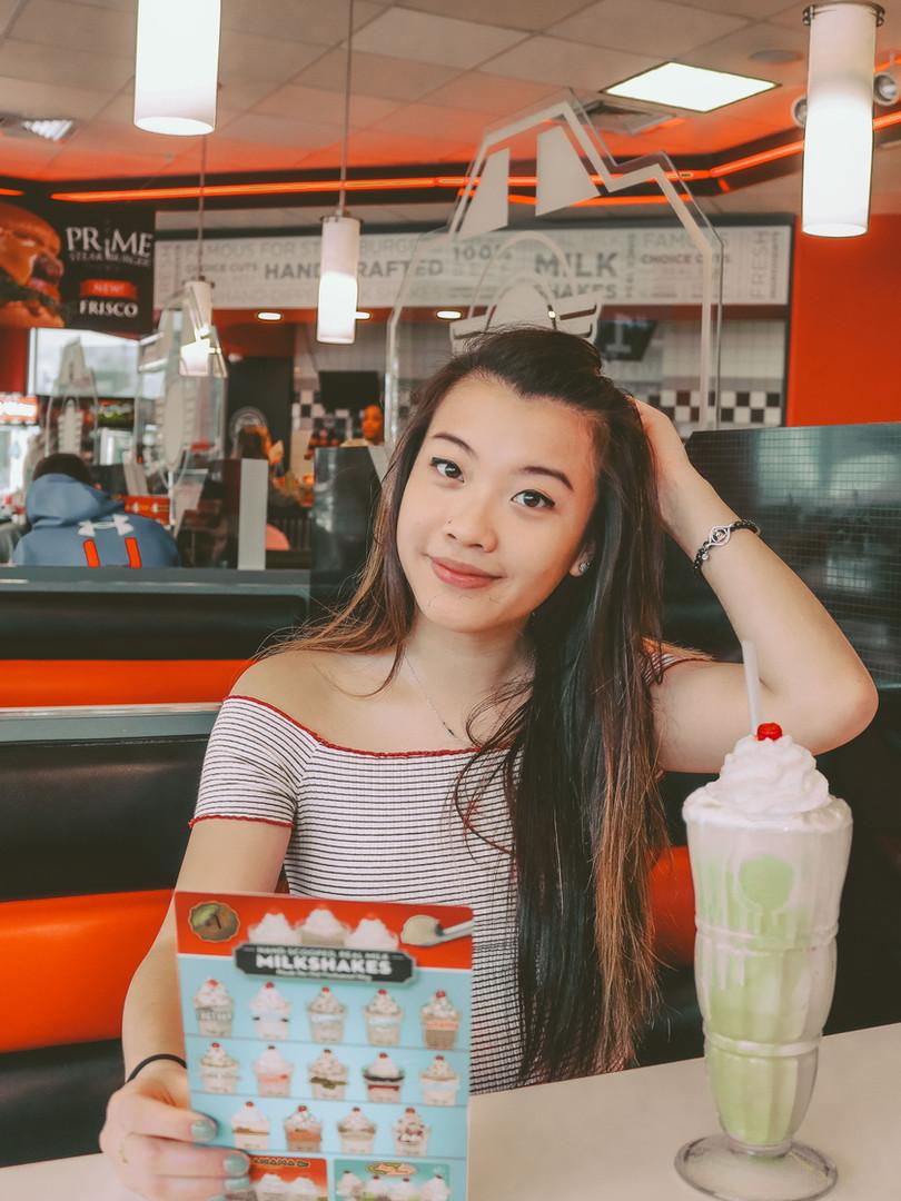 Abby Zhong *Sunday Candy*