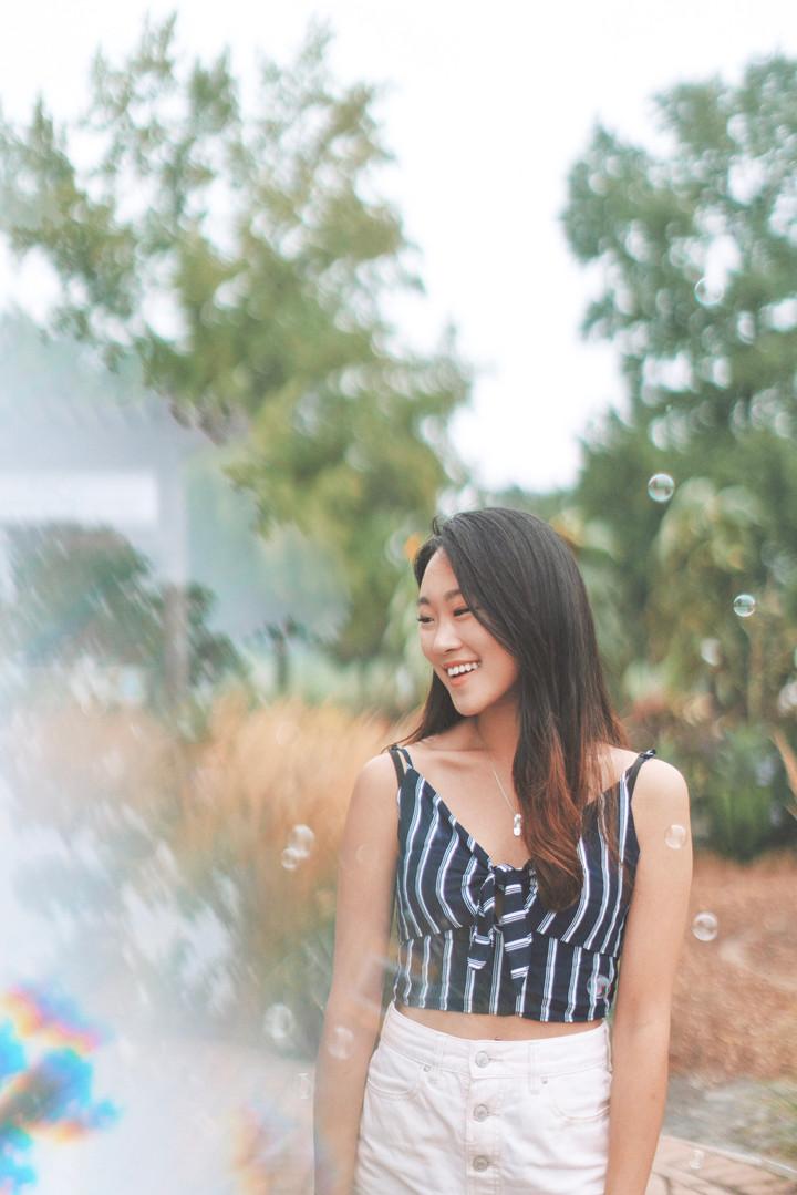 Hannah Kim *Avéré*