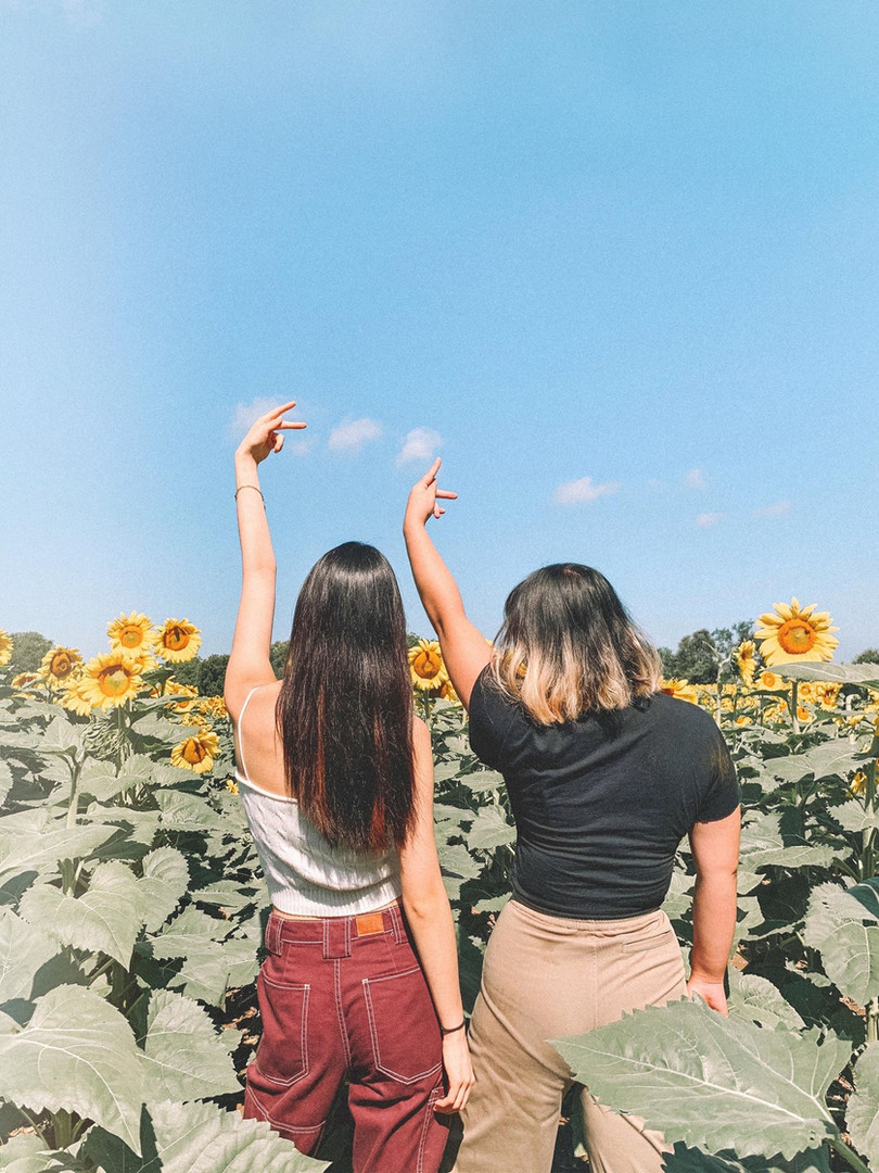 HELLO SUNSHINE: ALPHA ALPHA CLASS Kristine Xie and Jessie Li