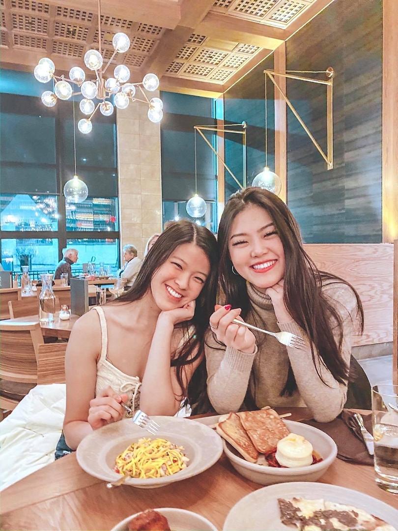 SPRING RUSH '20 @ NAYA: Kelly Liang and Alisa Kim