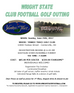 WSU Football Golf Outing June 25th