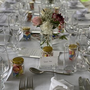 Enjoy decorating your tables with us