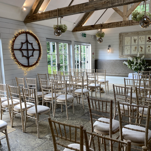 Hire a celebrant and repeat your vows at The Three Hills