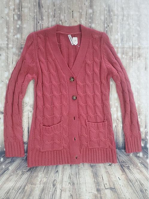 Rose Sweater Cardigan
