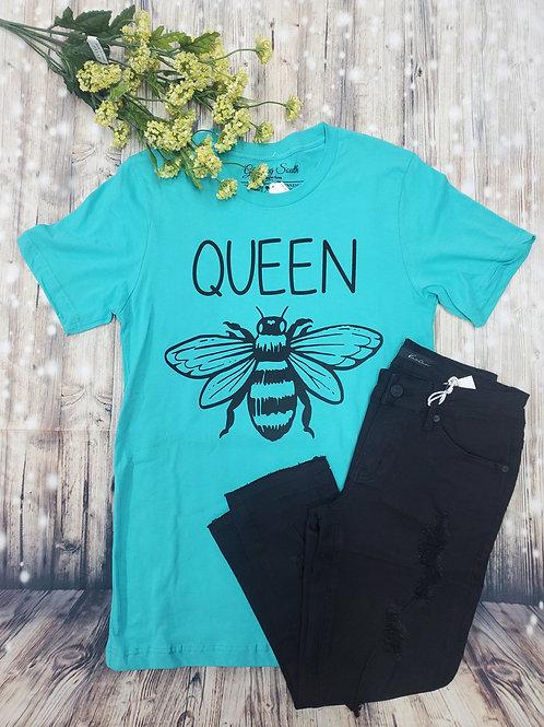 Queen Bee Graphic
