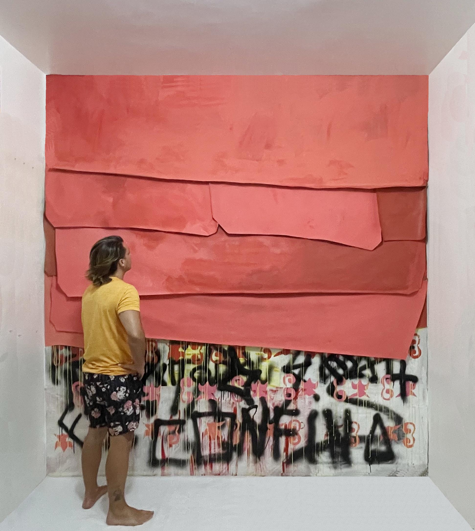 Experimento n01-Pintura instalação