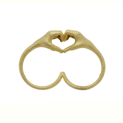 LOVE DOUBLE RING