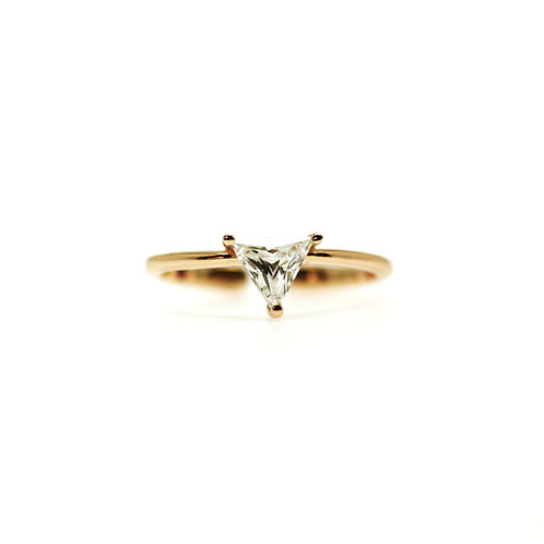 CUBIC ZIRCONIA SILVER RING BCMO35RIRG