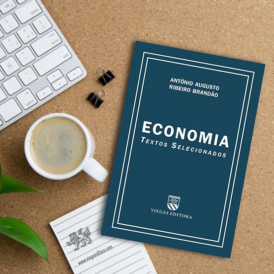 Economia Textos Selecionados - VIEGAS EDITORA