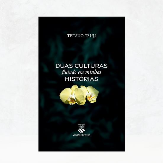 Duas Culturas fluindo em minhas histórias