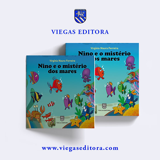 Nino e o mistério dos mares