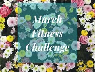 March Fitness Challenge with Nicole Leisen