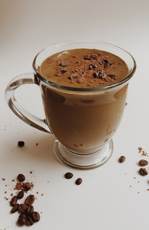 Cocoa Coffee Smoothie