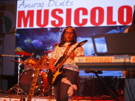 Biggest mistake 99% guitar learners make! - By Anurag Dixit