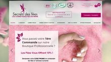 Le Laboratoire Innov'Effets lance sa première Boutique en ligne à destination des Professionnels de