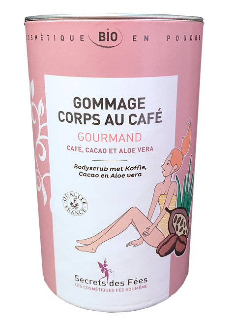 Gommage Corps au Café Gourmand