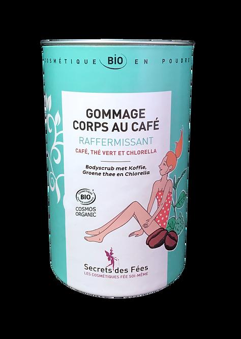 Gommage Corps au Café Raffermissant