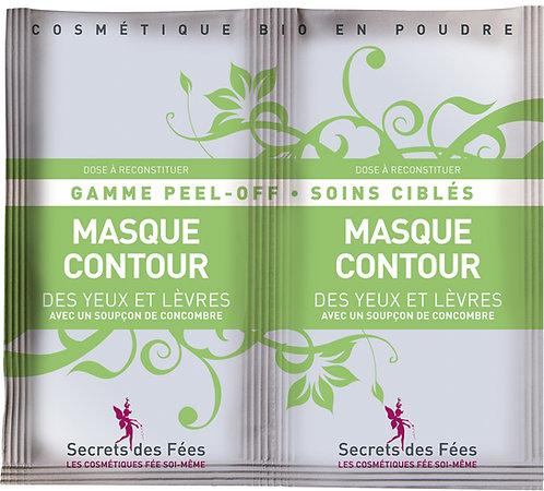 MASQUE PEEL-OFF BIO CONTOUR DES YEUX