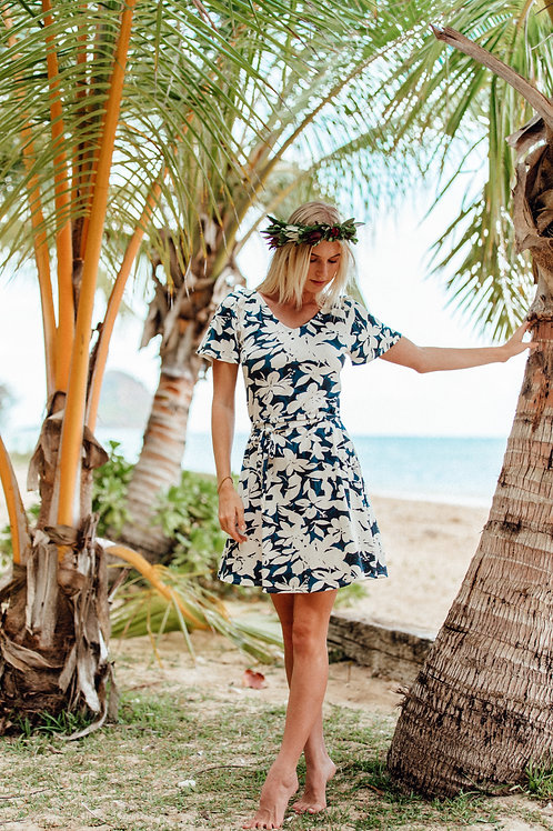 Elodie Dress in Lahaina
