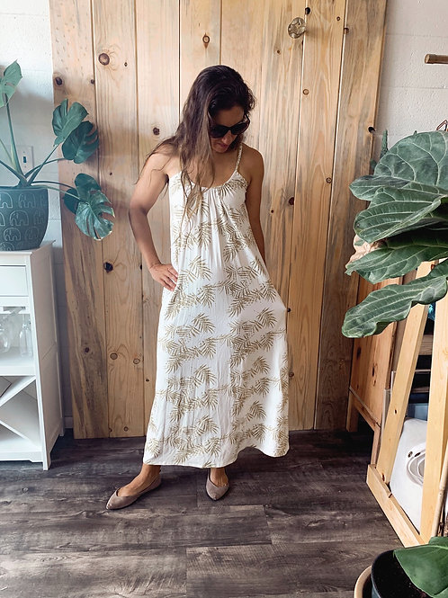 Janica Dress in Palm Springs