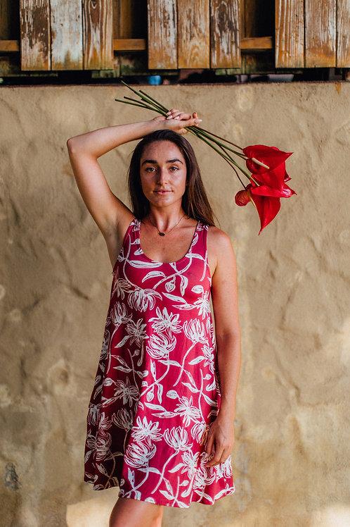 Valentine Dress in Lanai