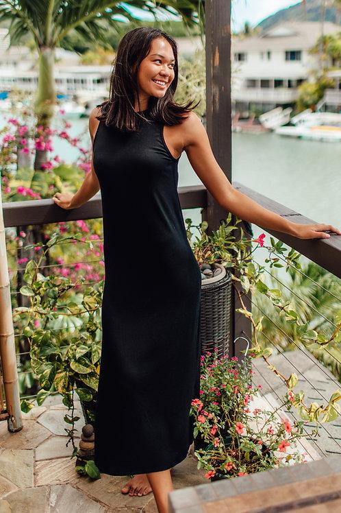 Kaia Dress in Black