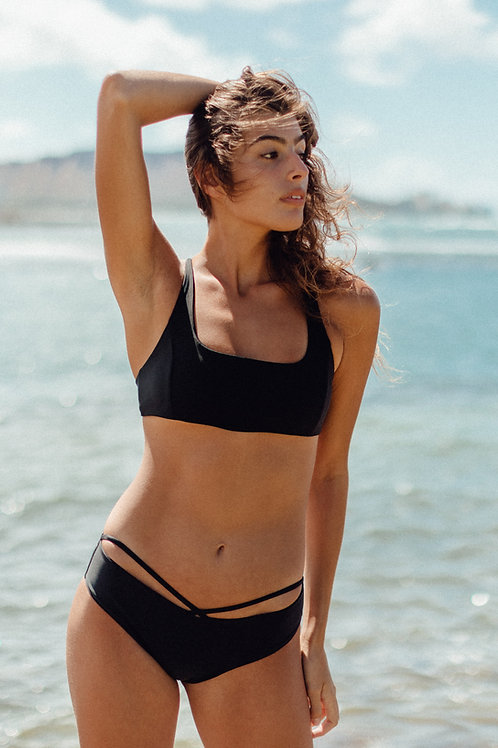 Coco Top in Black