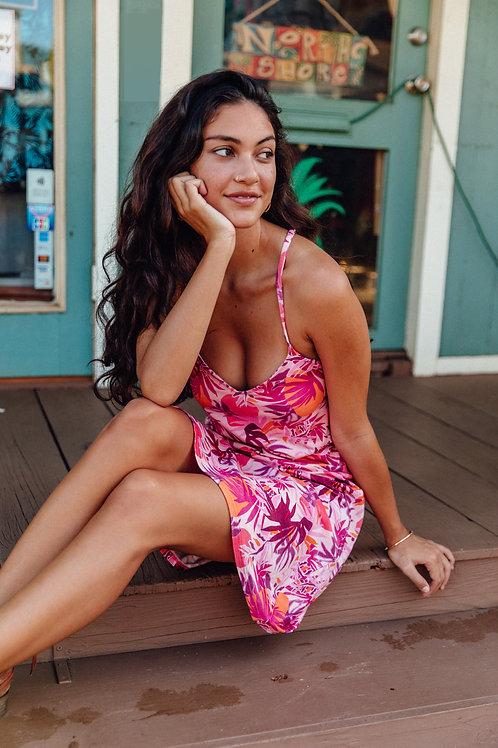 Amore Dress in Havana