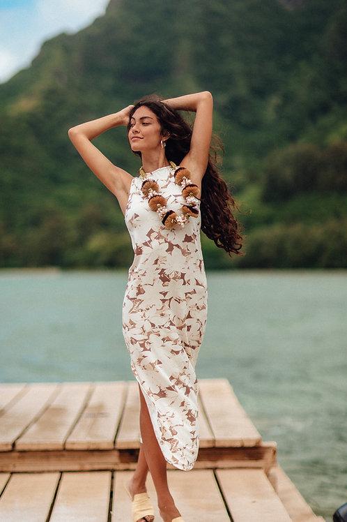 Kaia Dress in Wailuku