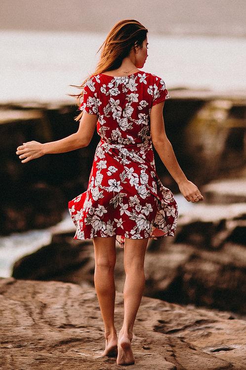 Akela Dress in True Love