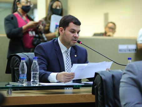 Relator da LOA, Saullo Vianna destaca aprovação do projeto para 2021