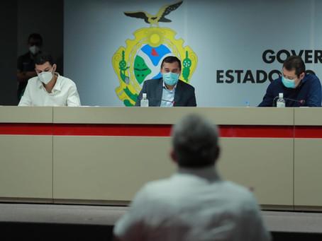 Saullo Vianna media com Governo repasse de R$100 milhões para combate à Covid-19 nos municípios