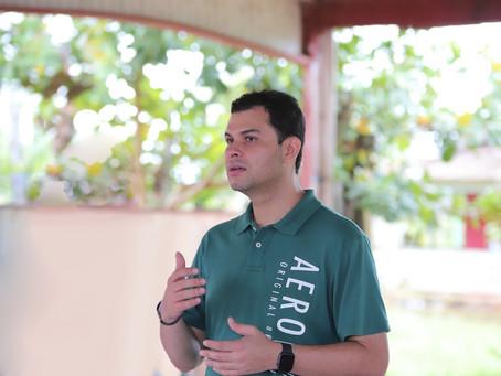 Saullo Vianna solicita à Prefeitura de Manacapuru soluções para segurança, asfaltamento e iluminação