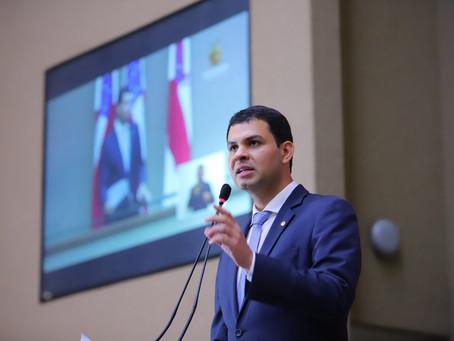 Saullo Vianna apresenta emenda que reduz percentual de contrapartida em convênios com municípios
