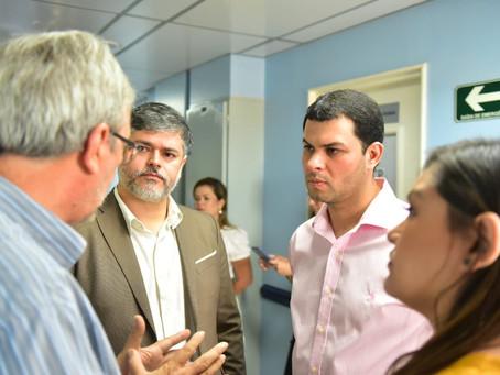 Nova ala da FCecon vai ampliar atendimento de quimioterapia