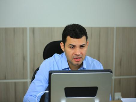Saullo Vianna vota pelo fim do recesso parlamentar na Assembleia Legislativa