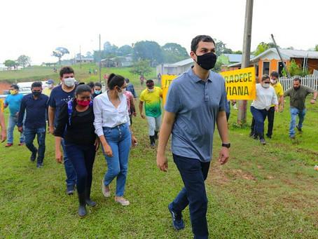Em Itacoatiara, Saullo Vianna anuncia emendas para saúde e assistência social do município