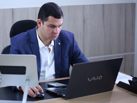 Saullo Vianna destaca saldo positivo do crédito emergencial oferecido pela Afeam na pandemia