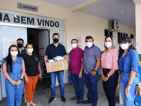 Saullo Vianna anuncia emenda para saúde de Rio Preto e destaca potencial agroindustrial do município