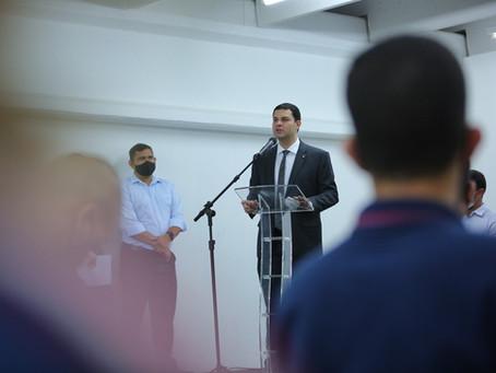 Saullo Vianna pede renovação de convênio entre Governo e Hospital Padre Colombo de Parintins