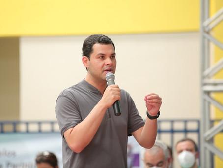 Saullo Vianna acompanha entregas de ações do Governo do Estado no Baixo Amazonas
