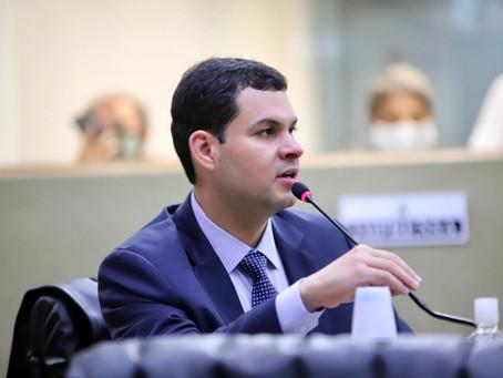 Relator da LDO, Saullo Vianna diz que deputados terão até 30 de junho para emendar propostas