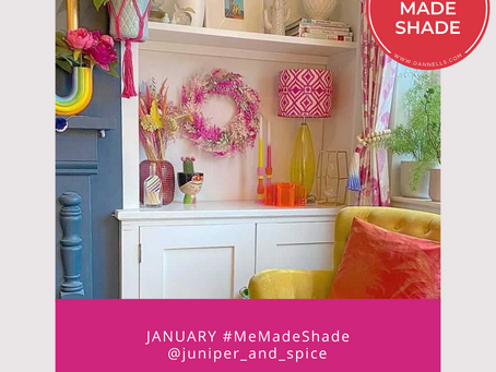 #memadeshade January Winner