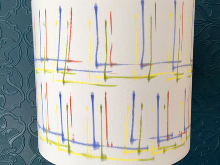 DIY Tutorial - Make and Paint Kit Scribble Sharpie shade