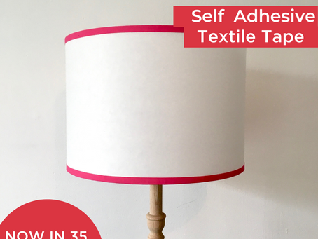 Introducing Self-Adhesive Textile tape and how to use it