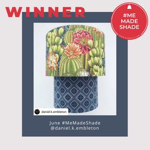 #memadeshade June winner