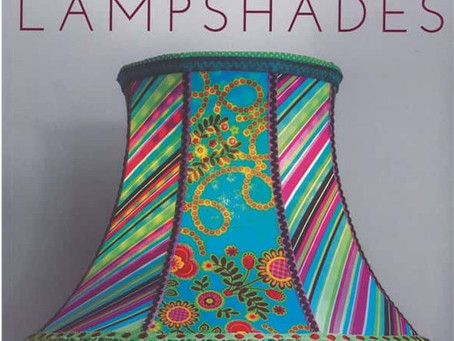 Book Review – Handmade Lampshades by Natalia Price – Cabrera