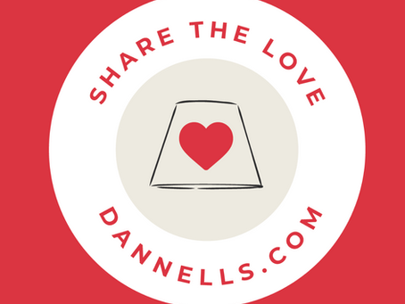 Share the Love - Celebrating our independent Lampshade Makers